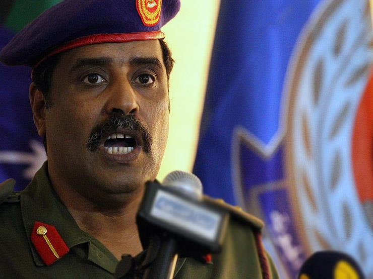 """المسماري: تم القبض على """"عشماوي"""" دون إطلاق رصاصة واحدة"""