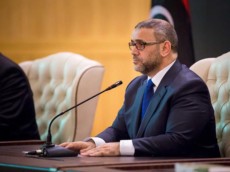 رئيس المجلس الأعلى للدولة في ليبيا يلتقي السفير الألماني