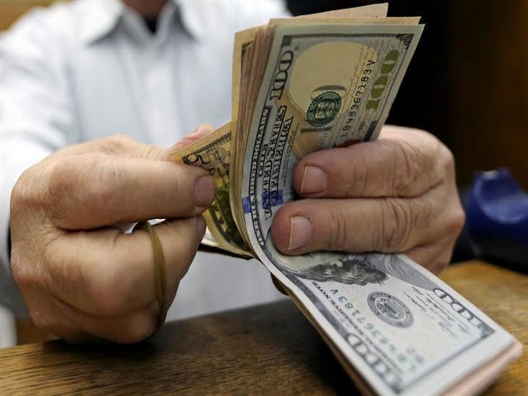 أسعار الدولار في 10 بنوك بنهاية تعاملات اليوم...مصراوى