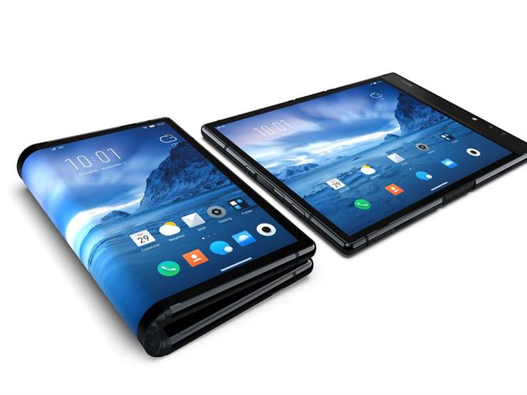 شركة صينية تطرح أول هاتف قابل للطي في العالم