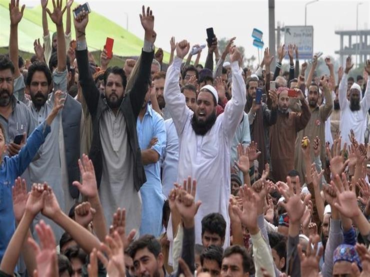 """إسلاميو باكستان يشلون البلاد احتجاجا على حرية """"آسيا"""" المسيحية"""