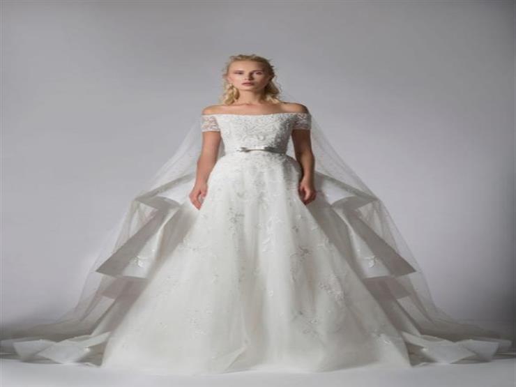 1f1f78559 ... 3d7919bc53cd2 شاهد فساتين زفاف جورج حبيقة لخريف وشتاء 2019 صور - صحة ...