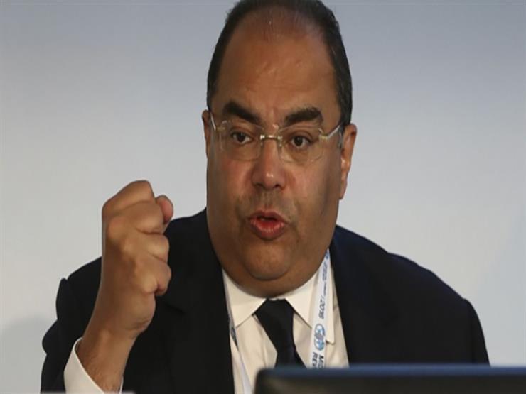 محمود محي الدين: مرحلة التعافي السريع للاقتصاد العالمي مستبعدة في الأجل القصير