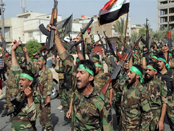 """""""الحشد"""" يُحمّل أمريكا وطائرات إسرائيلية مسئولية استهداف معسكرات عراقية"""