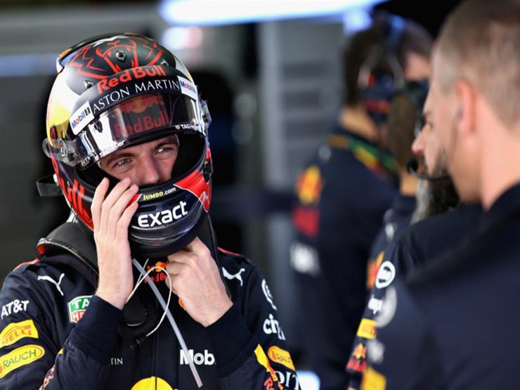 """في التجربة الأولى بـ""""فورمولا1"""" البرازيلي.. فيرستابن الأفضل وبطل 2018 ثالثًا"""