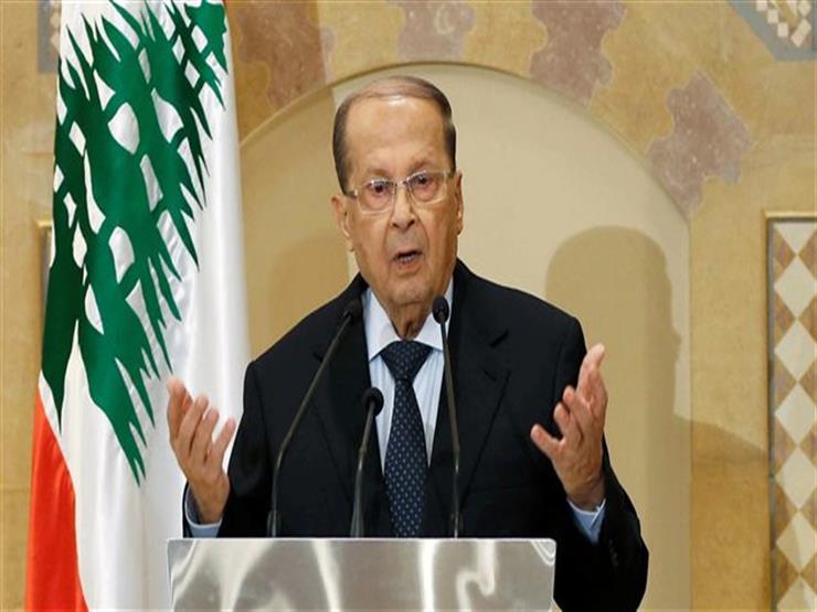 الرئيس اللبناني يحذر من حلول غير مقبولة لتوطين اللاجئين الفلسطينيين