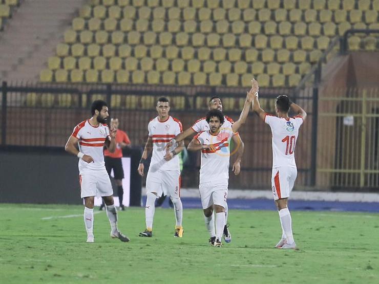 """الانطلاقة الأفضل لأوباما و""""الهداف الأبيض"""".. ضمن  6 علامات من فوز الزمالك أمام المصري"""