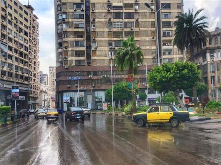 """""""أمطار غزيرة"""".. """"الأرصاد"""" تعلن التوقعات التفصيلية لطقس السبت"""