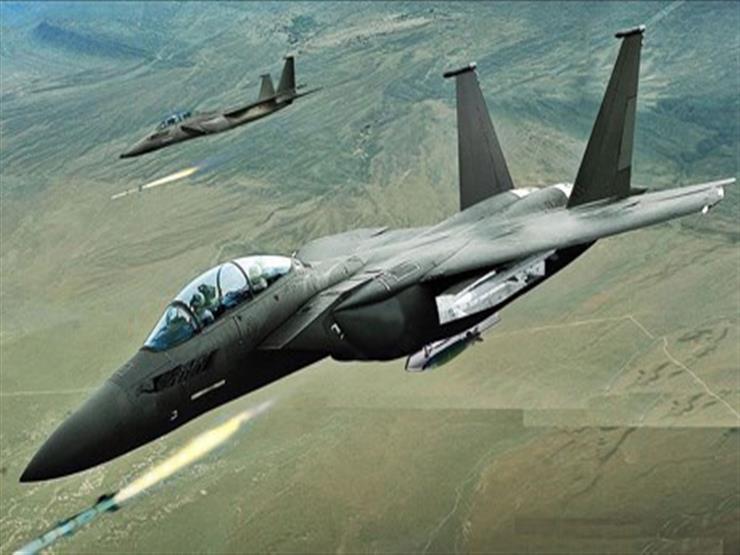 """التحالف الدولي يقصف أهدافا لـ""""داعش"""" في نينوي العراقية"""