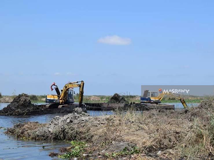 """رئيس """"الثروة السمكية"""": زيادة إنتاج بحيرة المنزلة 3 أضعاف العام المقبل"""