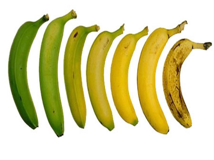 مجموعة صور لل السعرات الحرارية في الموز الاخضر