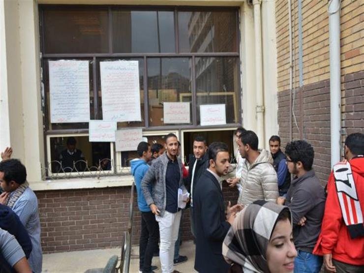 إقبال ضعيف في انتخابات اتحاد طلاب كلية التجارة بجامعة القاهرة