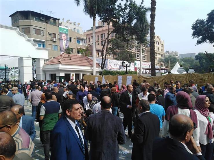 889 صوتًا باطلًا.. بانتخابات حزب الوفد