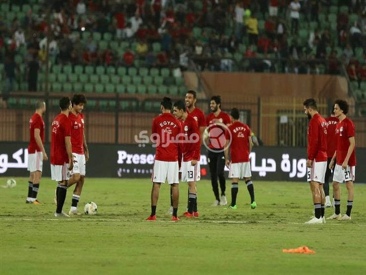 وردة ومروان أساسيان.. أجيري يعلن تشكيل مصر أمام تونس