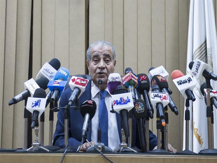 """""""مفيش شكوى ما بشوفهاش"""".. 10 رسائل وقرارات بمؤتمر وزير التموين"""