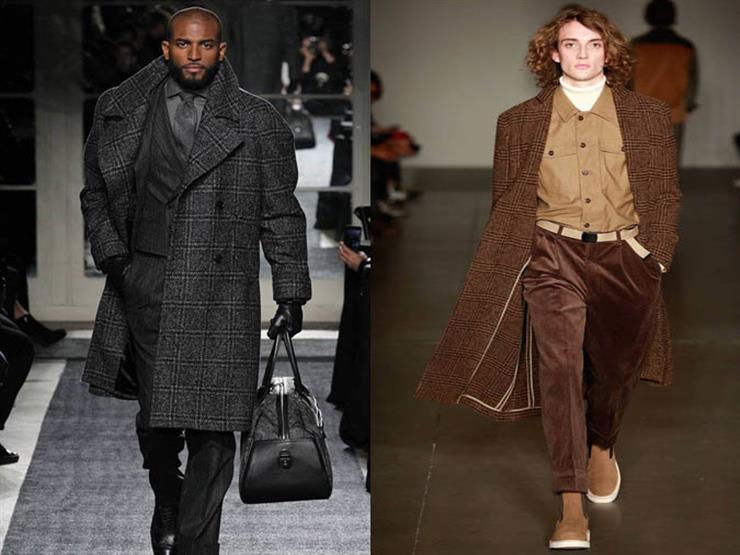 بالصور- هذه أحدث صيحات ملابس الرجال الكلاسيك لشتاء 2018
