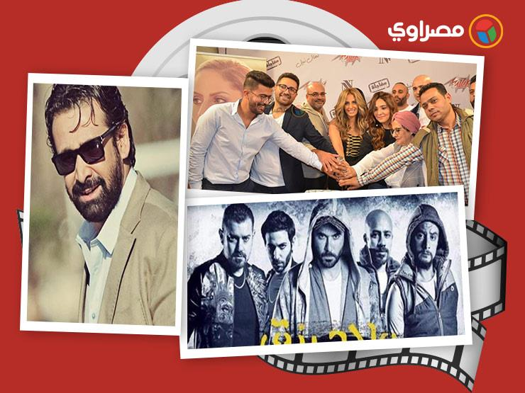 النشرة الفنية| حقيقة تجسيد عادل إمام لطبيب نفسي للرئيس وانتعاشة لأفلام الجزء الثاني