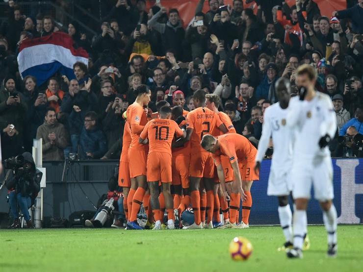 خطة هولندا التي منحتها التأهل في 5 دقائق.. لم ينجح في تنفيذها 3 مصريين