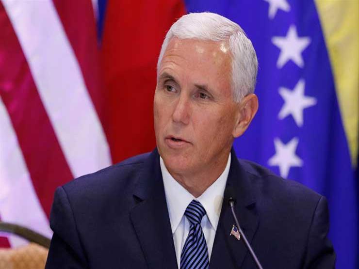 بنس: الولايات المتحدة تدعم أوكرانيا في نزاعها مع روسيا
