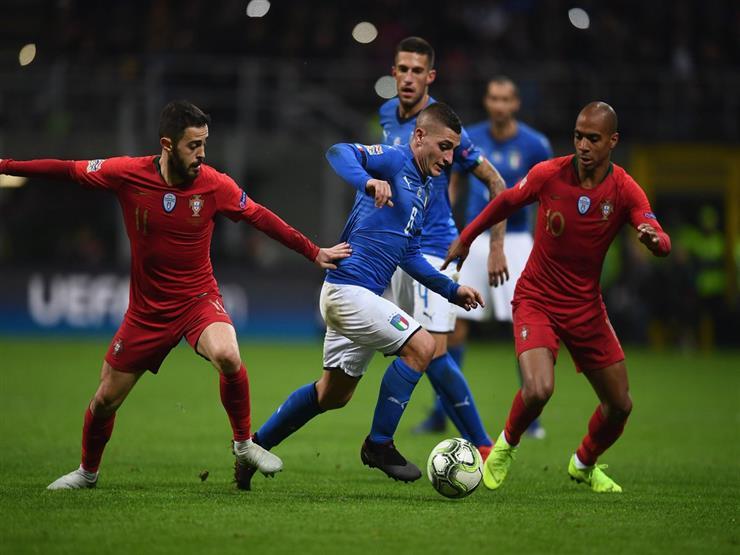 البرتغال تتأهل لنصف نهائي دوري الأمم الأوروبية بتعادلها السلبي مع إيطاليا
