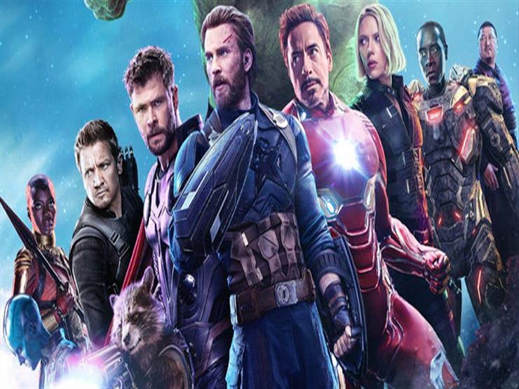 """فيلم """"Avengers 4"""" الأكثر انتظارا من قبل الجمهور في 2019"""