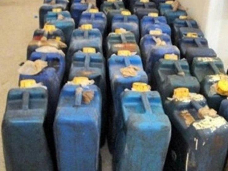 ضبط ٨ قضايا تهريب مواد بترولية و٢٥ قضية غش تجاري خلال 24 ساعة