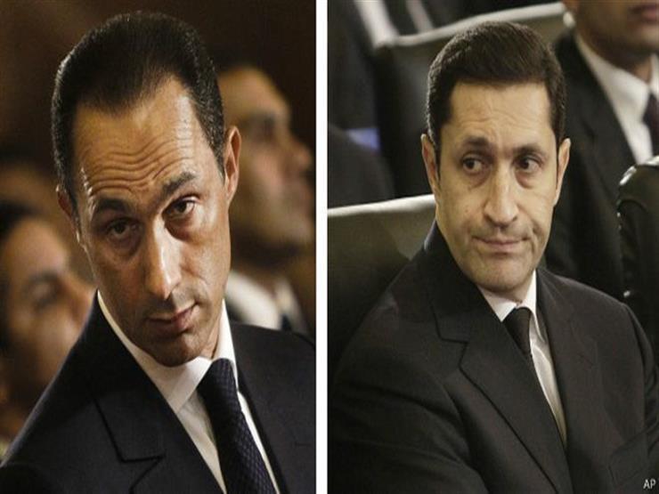 """لرد المحكمة.. تأجيل محاكمة علاء وجمال مبارك في قضية """"التلاعب بالبورصة"""" للغد"""