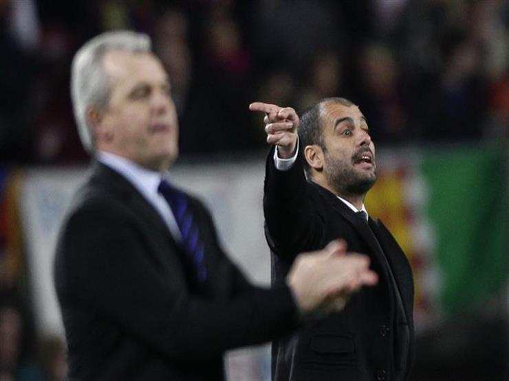 أجيري: جوارديولا صنع ثورة في كرة القدم.. وعانينا أمام تونس