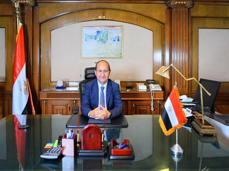 """وزير الصناعة يبحث مع رئيس شركة""""ميت بروم"""" الروسية استثماراتها بمصر"""