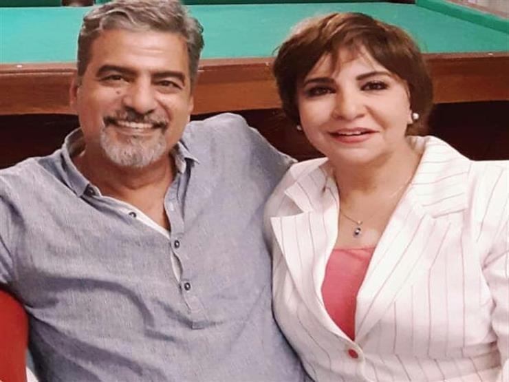 بالصور جمال عبد الناصر يحتفل بعيد ميلاد زوجته يا مالكة ا مصراوى