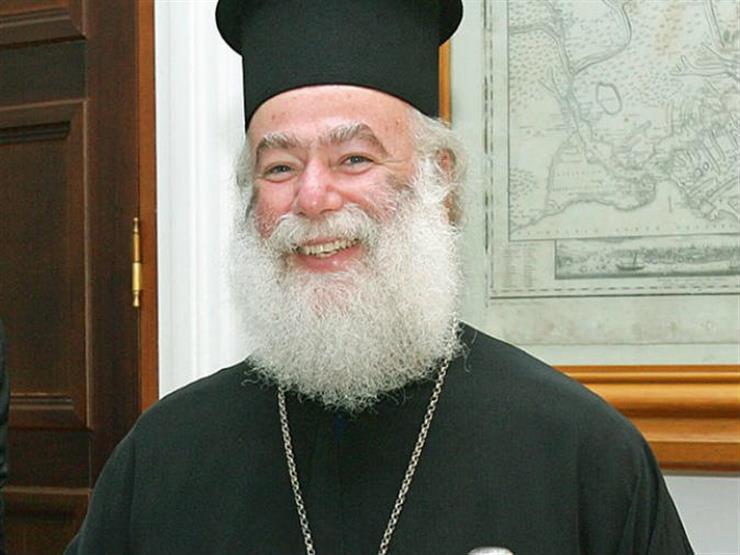 بطريرك الروم الأرثوذكس يترأس اجتماع المجمع المقدس 26 نوفمبر
