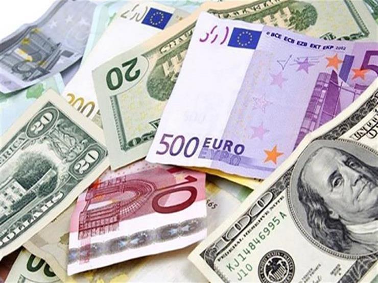 ارتفاع اليورو والإسترليني أمام الجنيه