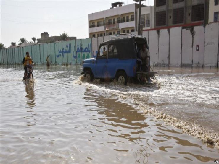 وزارة الصحة العراقية: 6 وفيات من جراء السيول في محافظة واسط