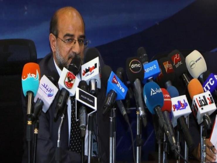 """عامر حسين يرد على تصريحات عبدالحفيظ بشأن """"إراحة الزمالك"""""""
