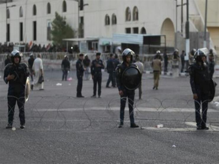 إحباط محاولة تفجير انتحاري في بغداد