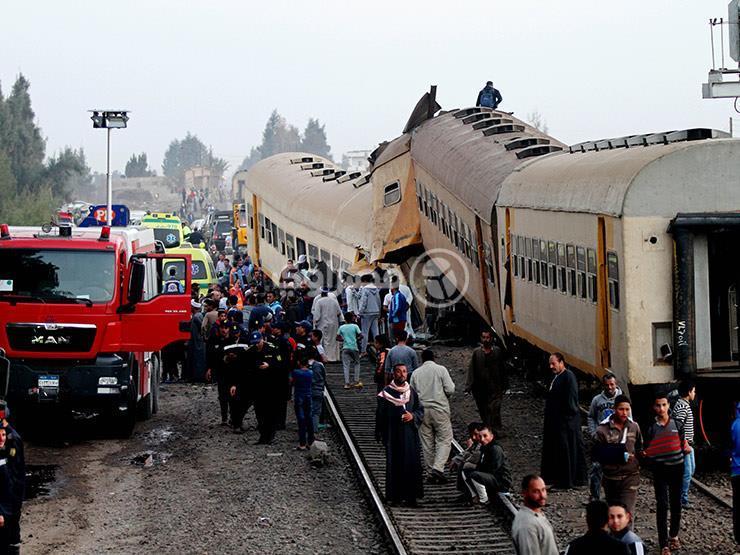 """""""حادث يوميًا"""".. """"الإحصاء"""" يصدر تقريرًا بشأن حوادث السيارات والقطارات"""
