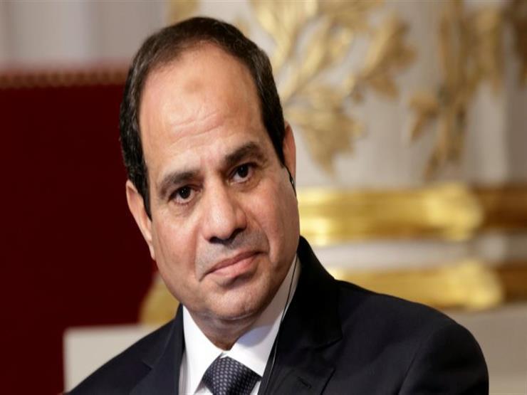 السيسي يتفقد أجنحة معرض المؤتمر العربي للثروة المعدنية