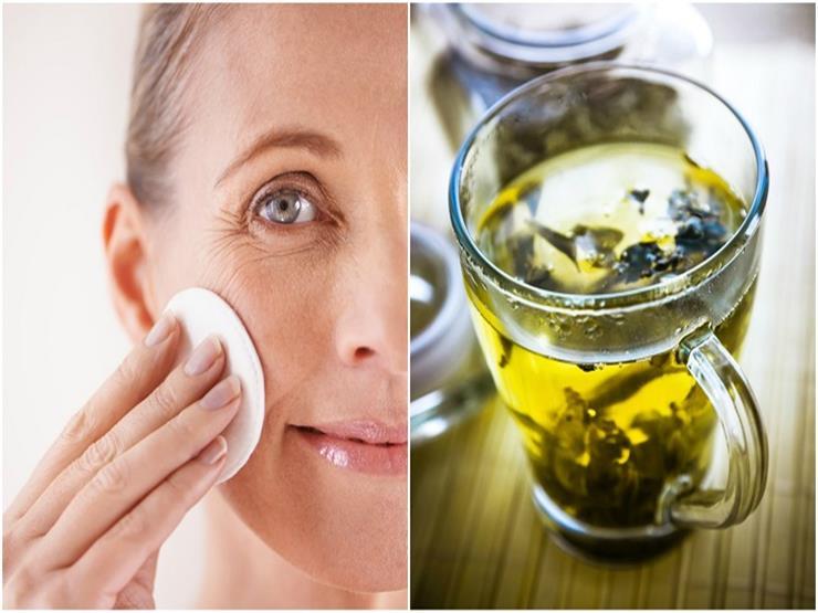 للبشرة والشعر.. تعرفي على الفوائد الجمالية للشاي الأخضر
