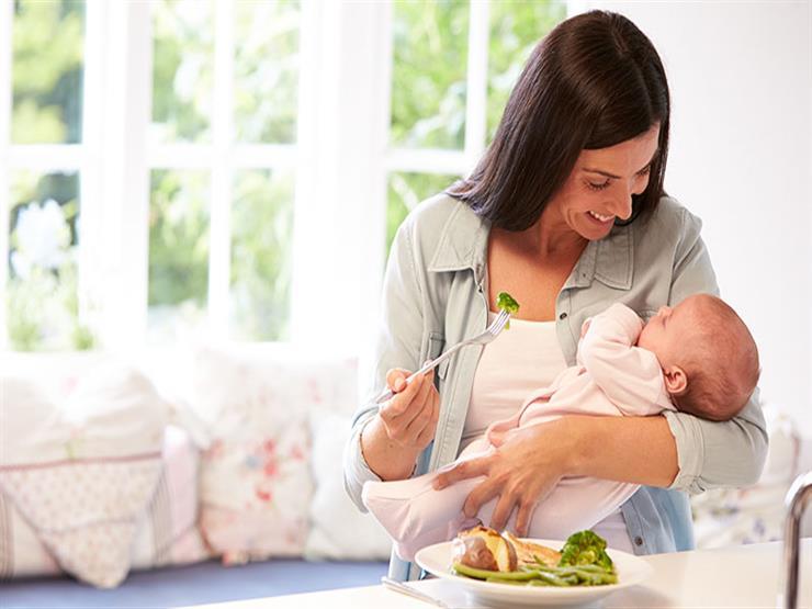 5 نصائح لخسارة وزنك الزائد بعد الحمل