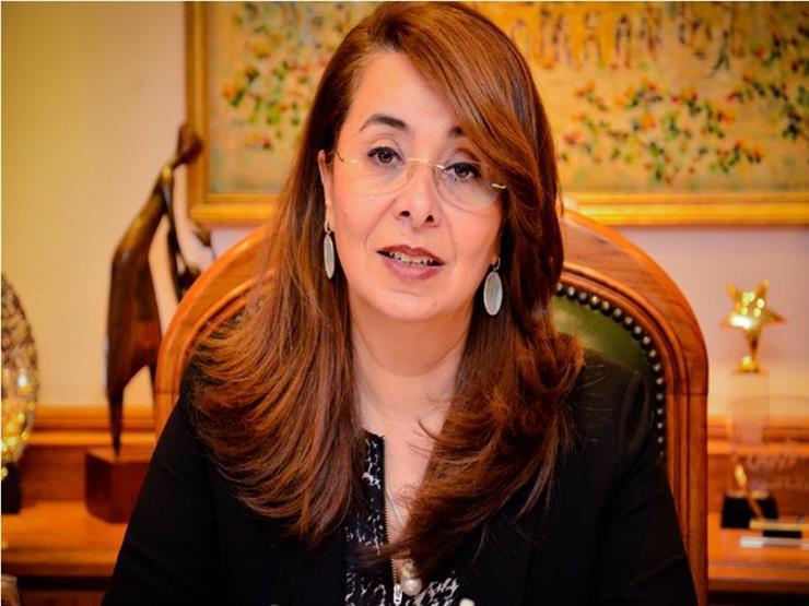 نتيجة بحث الصور عن وزيرة التضامن