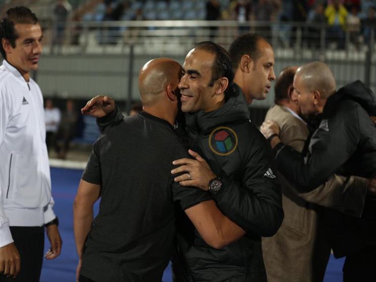 عبد الحفيظ: عودة أجايي أهم مكاسب مباراة الشبيبة.. وهدفنا تجميع النقاط