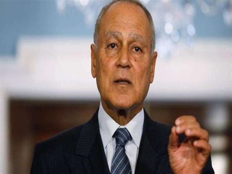 أبو الغيط يستقبل الرجوب ويؤكد دعم الجامعة العربية للقضية الفلسطينية