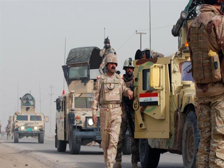 تحصينات عسكرية عراقية كبيرة على الشريط الحدودي مع سوريا...مصراوى