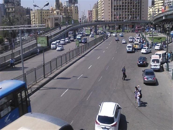 النشرة المرورية.. انتظام حركة السير بشوارع وميادين القاهرة والجيزة