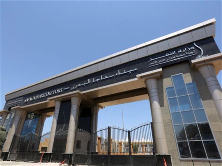 ميناء سفاجا 1441 يستقبل رأس عجول قادمة من السودان