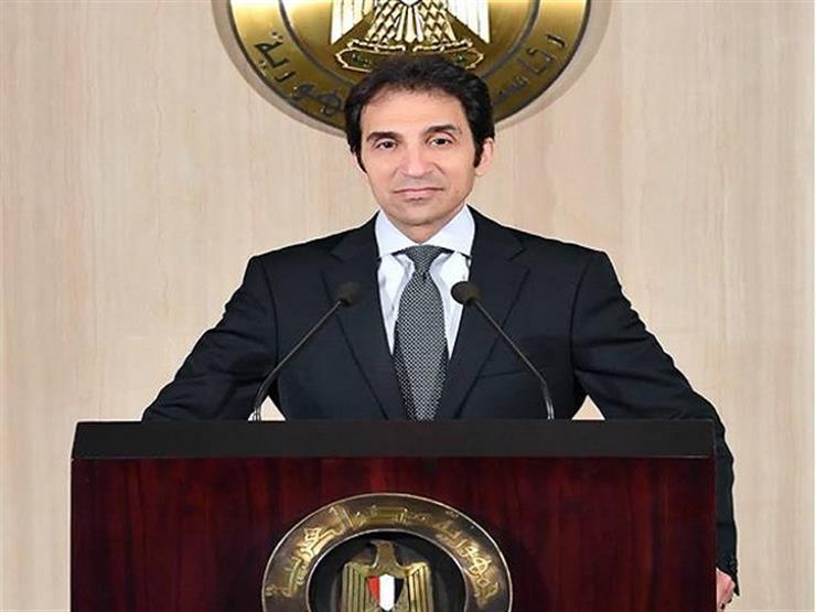 """بسام راضي: الرئيس أكد طفرة الاقتصاد المصري في كلمته بـ """"الحزام والطريق"""""""