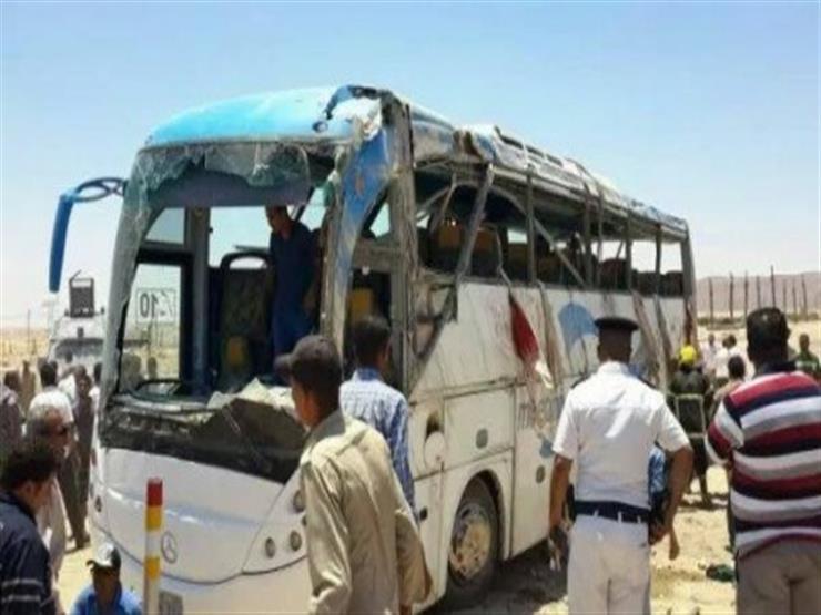 ناجٍ من حادث المنيا الإرهابي يروي تفاصل الهجوم على الحافلة