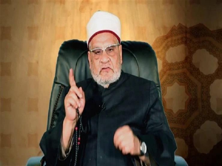 """مطالبًا ببحث ظاهرة العُري.. أحمد كريمة يعلق على """"حظر النقاب"""""""