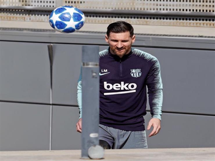 ميسي يعود لقائمة برشلونة