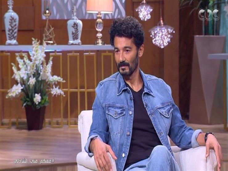 """""""الناس لبعضيها"""".. خالد النبوي يكشف عن تفاصيل مبادرته للتبرع بالدم - فيديو"""